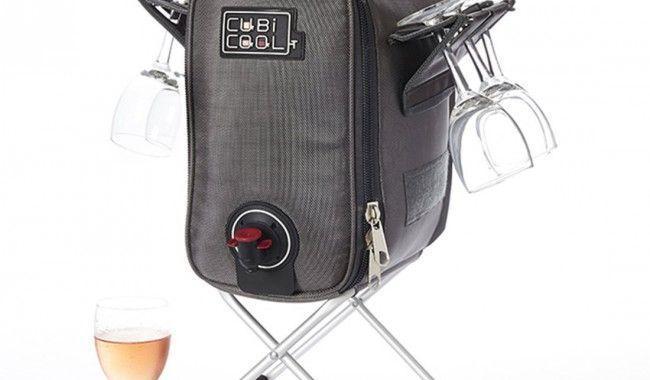 [TOPITRUC] Un sac pour garder votre cubi de vin au frais : le Cubicool