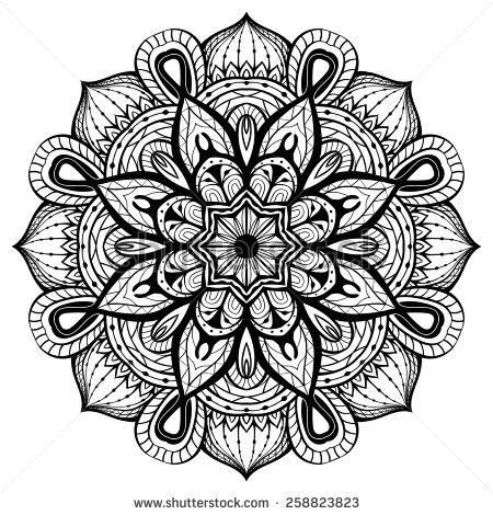21a6-vector-east-geometric-abstract-vector-mandala-on-a-white-background-sketch-for-tattoo-258823823.jpg (450×470)