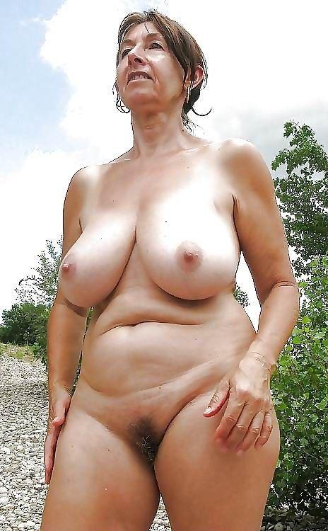 Nudist around the home photos