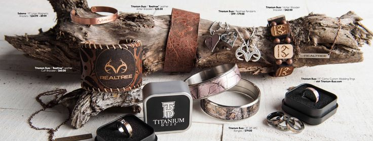 Realtree Camo Jewelry