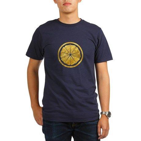 Seishinkai Karate Kamon in gold T-Shirt on CafePress.com