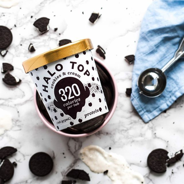 Tub Scooper A Love Story Who S Spotted Cookies Cream About
