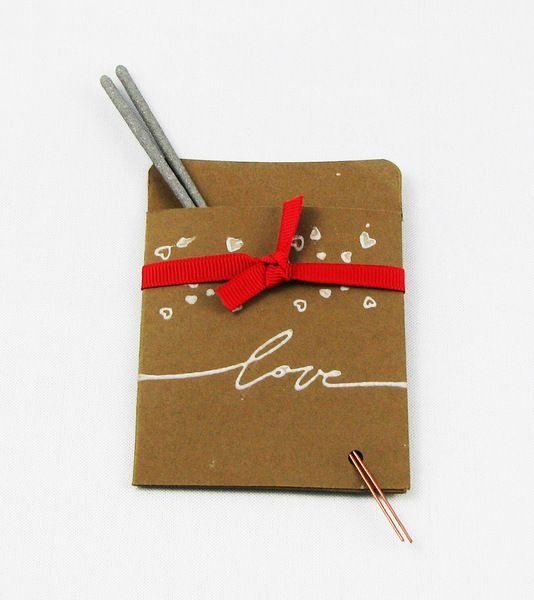 Gastgeschenke - Gastgeschenk Wunderkerzen zur Hochzeit - ein Designerstück von Smilland bei DaWanda
