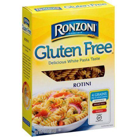 Ronzoni Gluten Free Rotini, 12.0 OZ