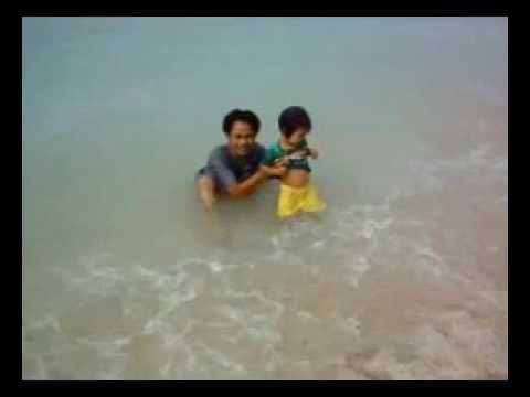 Idahnya Panorama Pantai Maluk Sumbawa Barat