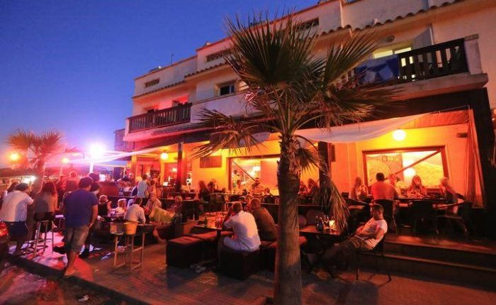 El Sol – Son Serra #mallorca #beachclub