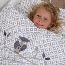 BabyStuf.nl - Taftan beddengoed uil