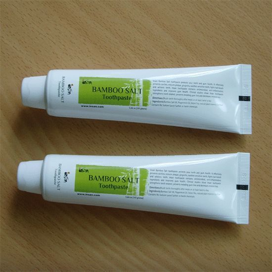 INSAN Bamboo Salt  Toothpaste (160g*2Pieces)  !! #INSANBAMBOOSALT