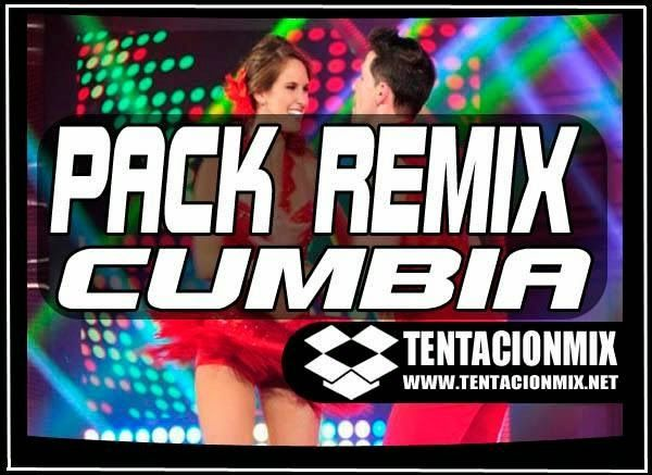 descargar pack cumbias remix   descargar pack de musica remix