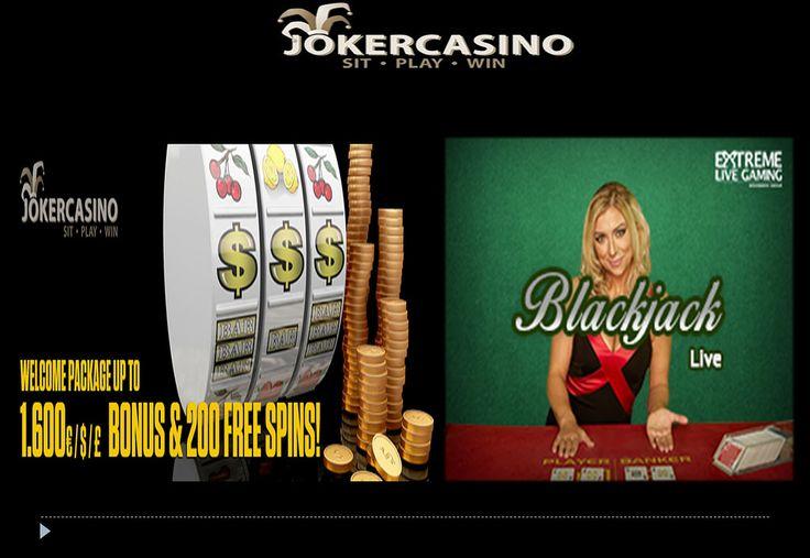 Thumbnail for joker, kasino bonuser