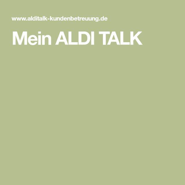 Mein ALDI TALK