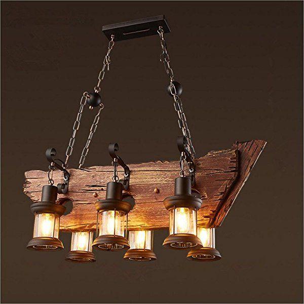 Rustic Lighting Paradise Idea List