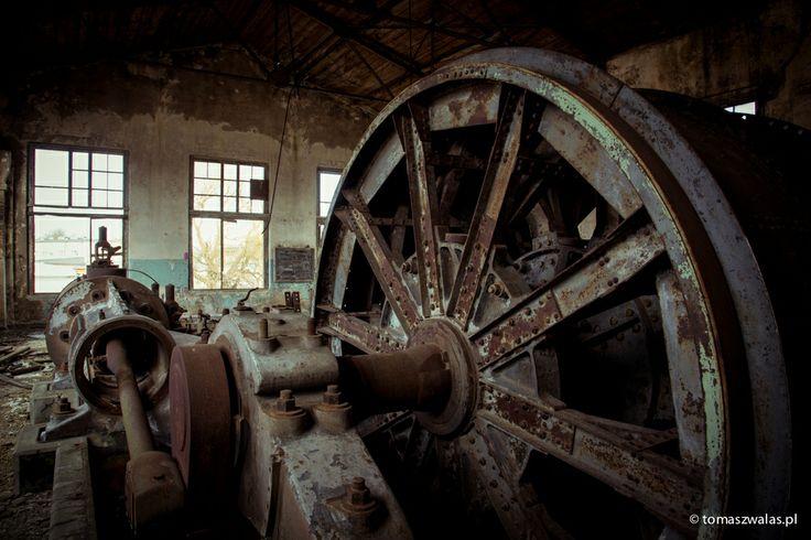 Abandoned salt mine in Wapno / Opuszczona kopalnia soli w Wapnie #urban #urbex #exploration #ruins #photography