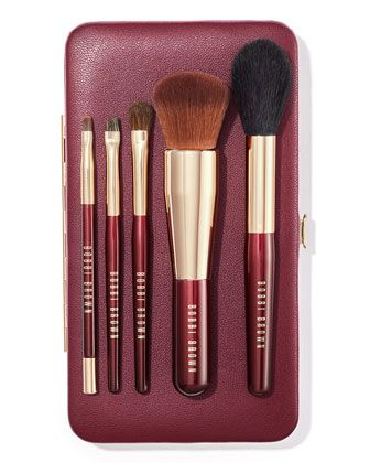Limited+Edition+Travel+Brush+Set+by+Bobbi+Brown+at+Neiman+Marcus.