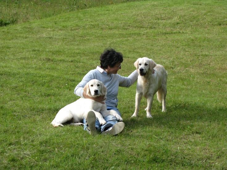 ...con Maggie e Cookie alla Baita Flora