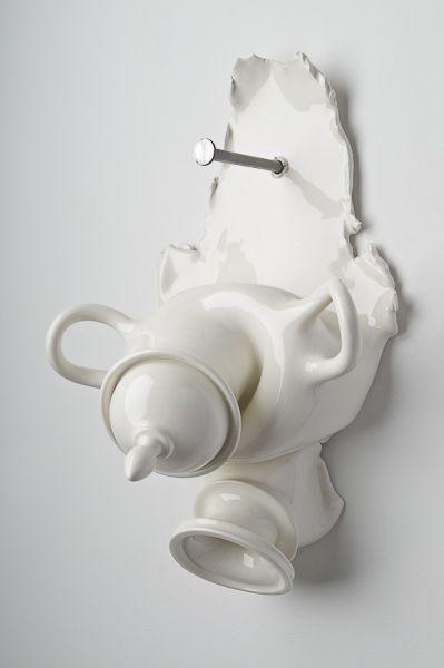 Vase «Trophée» 1 (2010)