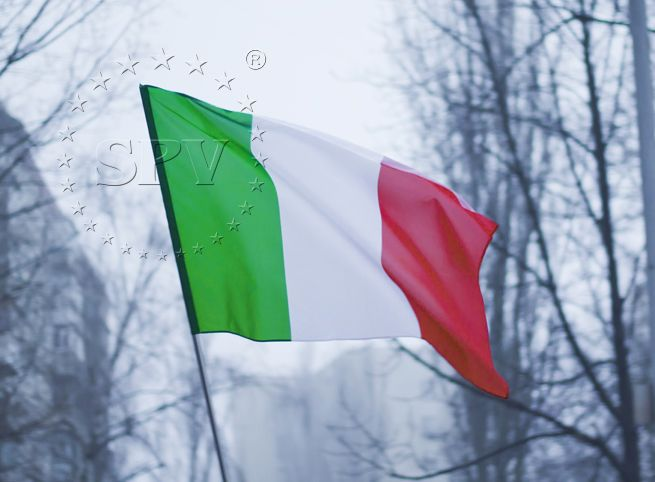 Купить флаг Италии