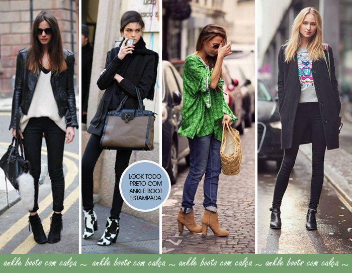 <!--:pt-->Como usar bota cano curto do inverno no verão<!--:--><!--:en-->How to use ankle boots winter in summer<!--:-->