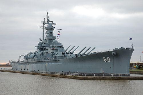 USS Alabama, Mobile, Alabama