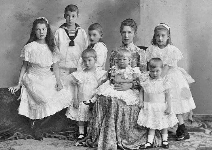 Marie Valerie & Family
