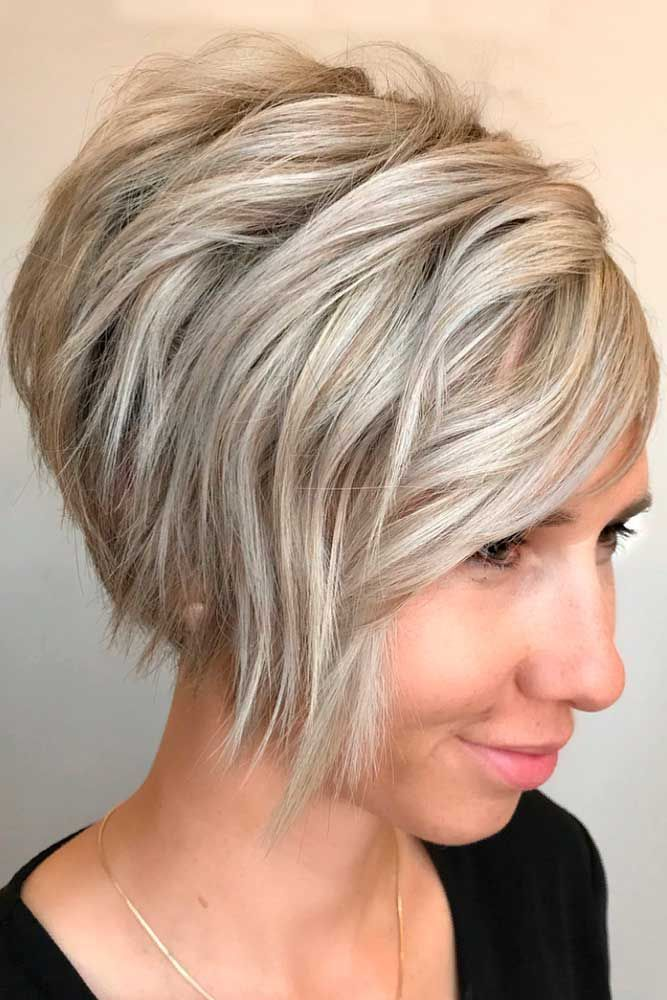 77 Ideas Of Inverted Bob Hairstyles To Refresh Your Style Thin Hair Haircuts Bob Hairstyles For Fine Hair Haircuts For Fine Hair