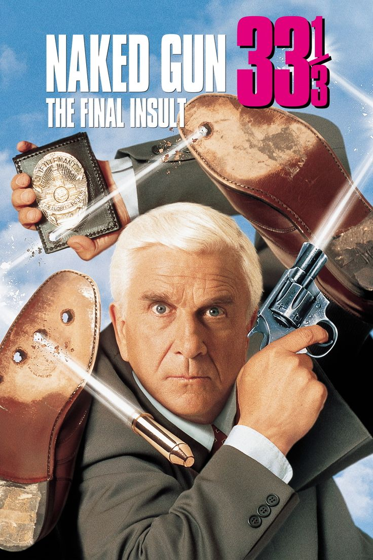 The Naked Gun 33⅓: The Final Insult Full Movie Click Image to Watch The Naked…