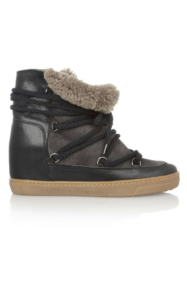Stay stylish in the snowy weather with these 10 snowboots that you can wear all day!