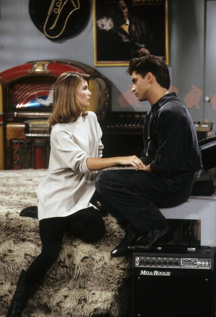 Aunt Becky and Uncle Jesse | Full House 90s nostalgia