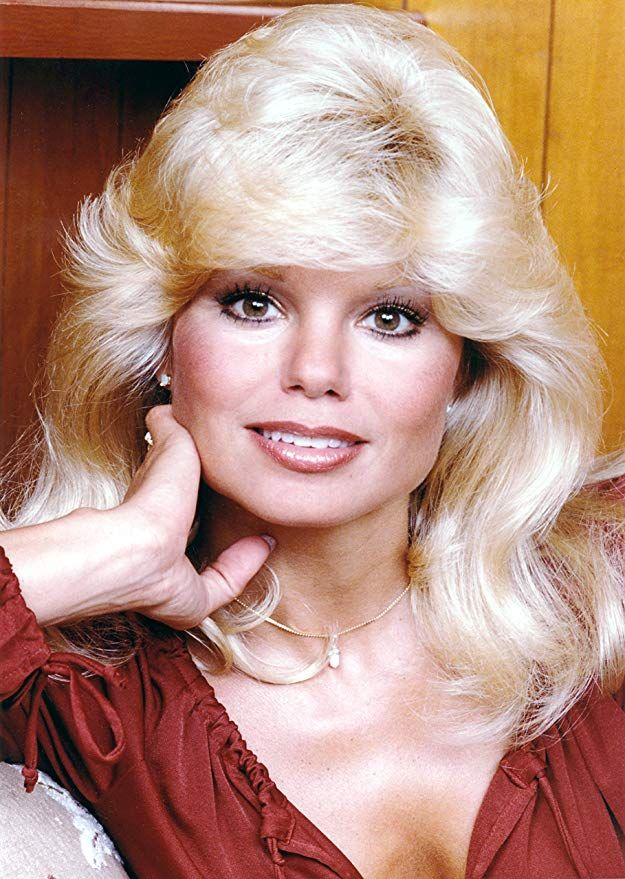 Loni Anderson, popular actress and Minnesota girl who was born in St. Paul  and grew up in Roseville.