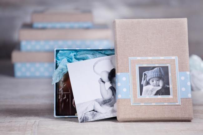 Θήκες Φωτογραφιών - Κουτιά - Art Point