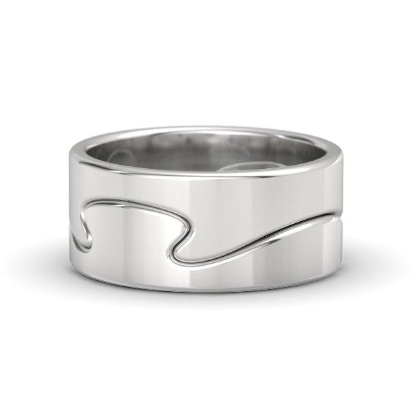 Sterling Silver Ring | Puzzle Ring