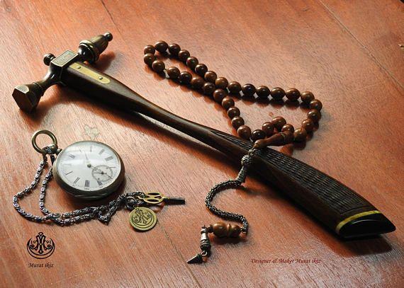 Special Handmade Hammer,,, special tool collectors ( Designer & Maker Murat İkiz )