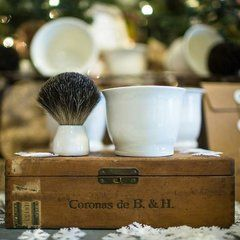 Shaving Brush and Bowl - COMING SOON