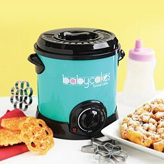 Babycakes Mini Funnel Cake Maker                                                                                                                                                                                 More