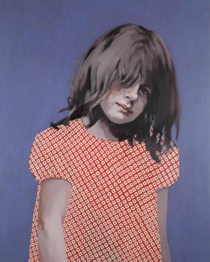 Claerwen James. Fantastic take on Children's portraiture.