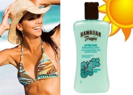 Hawaiin Tropic: 200 Ml Güneş Sonrası Nemlendirici Losyon 19,90 TL
