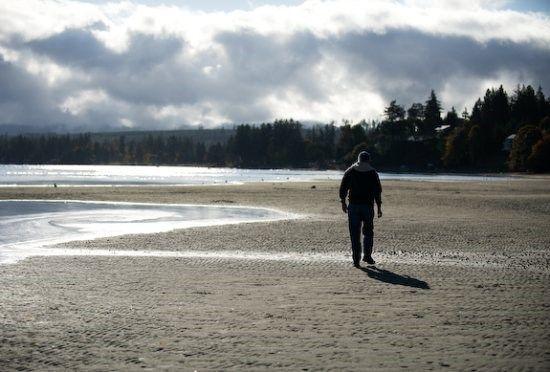 Breath the Fresh, Crisp Salt Air as You Explore along the Shore