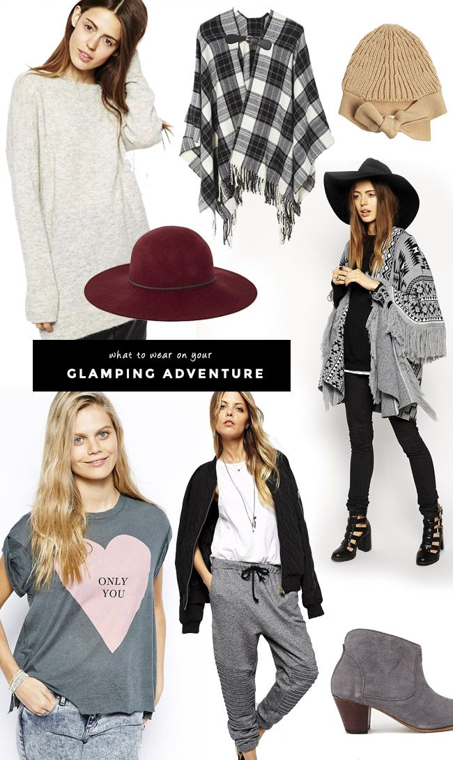 What to wear on your Glamping Honeymoon