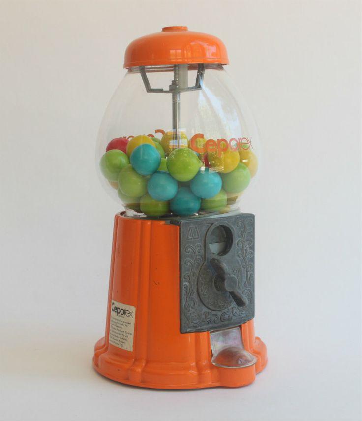 Vintage Bubble Gum Machine