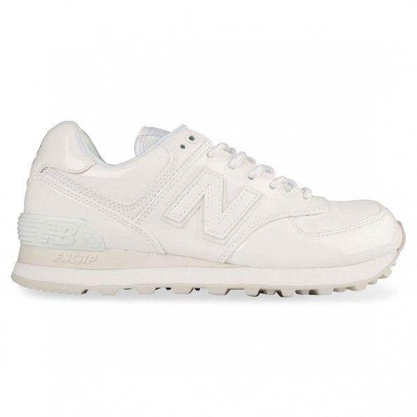 New Balance 574 Blancas