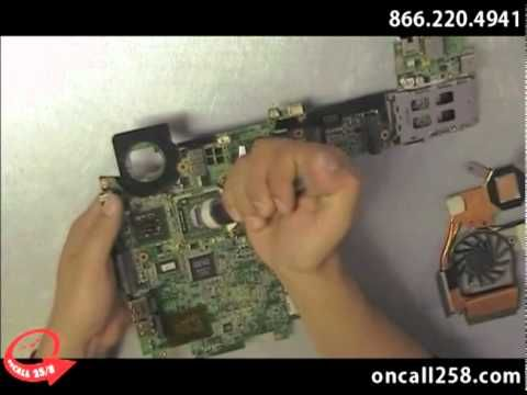 Repair Broken HP Pavilion Laptop