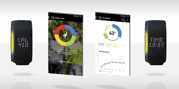 adidas FitSmart Fitness Tracker - Track Your Athletic Performance  #fitnesstracker #fitnesstrackingdevices   #fitnesstraining   #adidasfitsmart