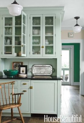 old fashioned kitchen | An Old-Fashioned Farmhouse Kitchen - MSN Living