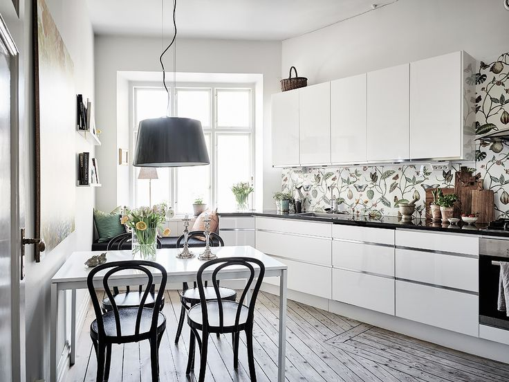 Another delightful & airy Scandi apartment - Daily Dream Decor