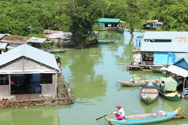 Chong Kneas é uma pequena aldeia piscatória na margem do Tomle Sap, o maior lago do Cambodja. Esta pequena aldeia situa-se a poucos quilómetros de Siem Reap e merece uma visita atenta, já que está muito longe do glamour dos hotéis e templos de Angkor Wat. Apanhamos um tuk-tuk para fazer o percurso até à …