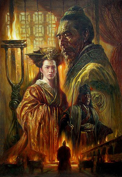 He Qing, Shi-Ji Series 4