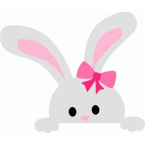 Silhouette Design Store - View Design #76496: easter bunny