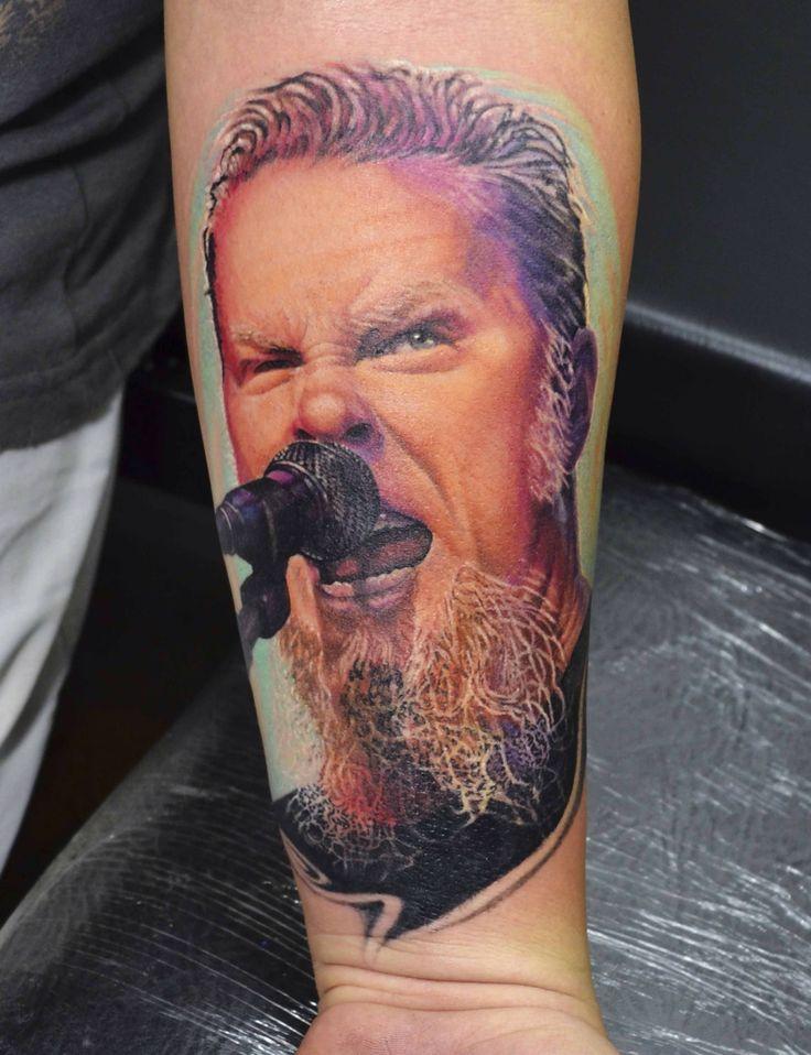 James Heitfield tattoo By italo esquivel