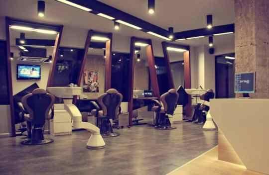 17 best ideas about barber shop interior on pinterest - Interior design schools in boston ...