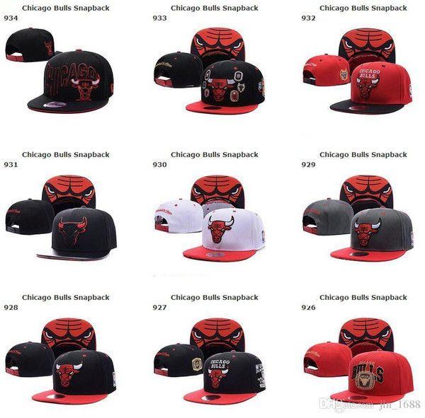 20pcs/lot Fashion basketball Snapback Hats sports All Teams Caps Men&Women Adjustable Football Cap Size Drop Shipping More Than 2000+ style